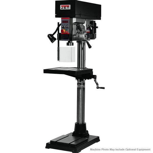 JET JDPE-20EVSC-PDF EVS Drill Press with Power Downfeed 354251