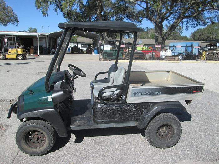 Used 2013 Club Car Carryall 295 4x4