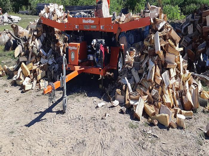 Used 2018 Wood-Mizer FS500