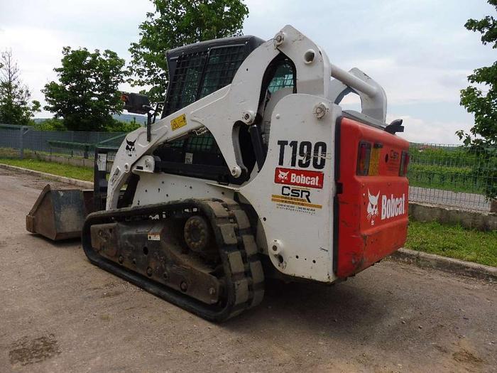 Usata 2010 Bobcat T190