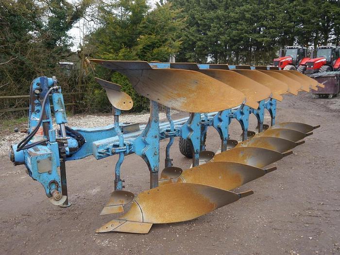 Used Lemken DL160 Plough