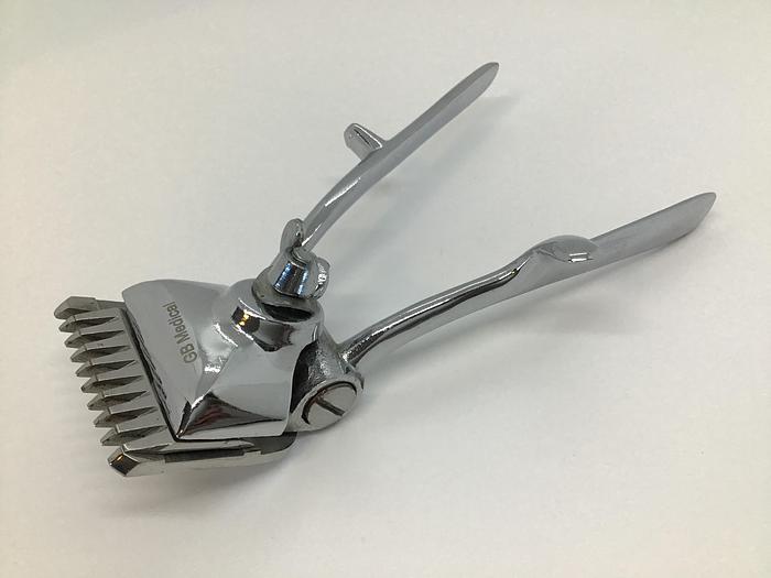 Hand held hair clipper
