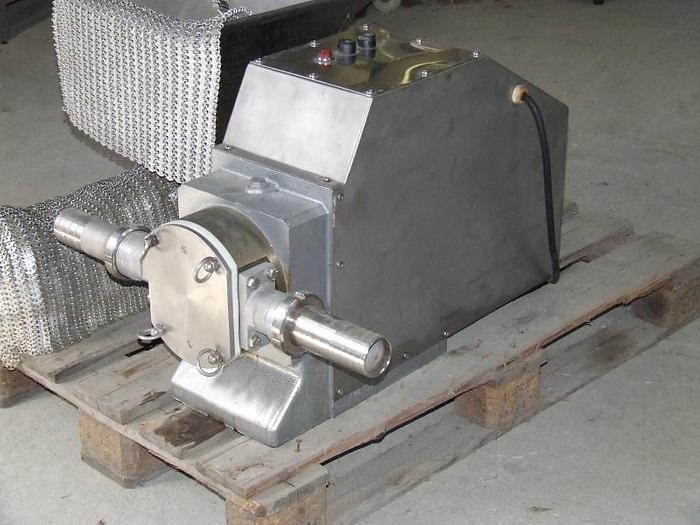 Używane Pompa krzywkowa do mas gęstych półpłynnych