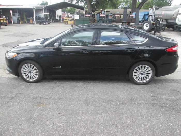 Used 2016 Ford Fusion Hybrid