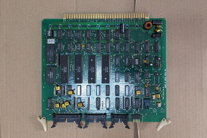 Used JAPAX CIRCUIT BOARD MWI-A524-54-B