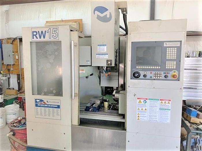 Used 2010 Milltronics RW15