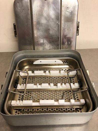 Martin Sterilisation case 280x280x90mm