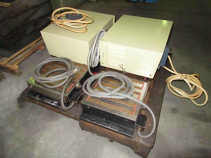 Usata PIANI MAGNETICI TECNOMAGNETICA 800 x 310 - n. 2