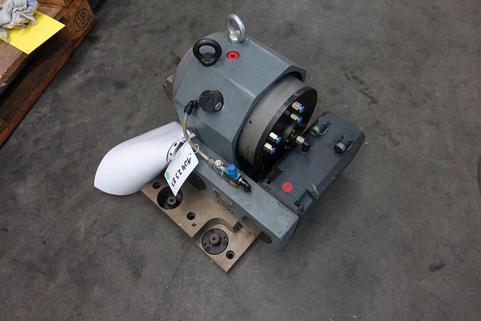 Gebraucht NC-Teilapparat / NC-Rundtisch PEISELER AWUP 200 - 4.Achse für CHIRON BAZ