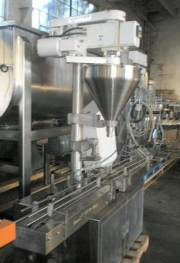 Mateer Burt Powder  Filler