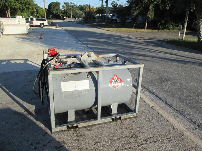 Home made Fuel Tank