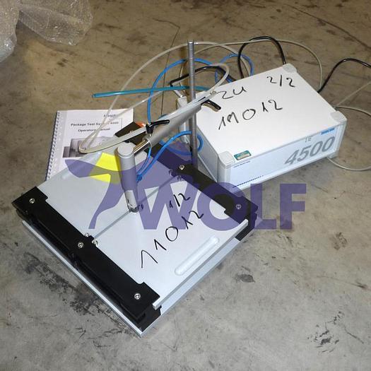 Gebraucht gebr. Dichtigkeits-Siegelnahtfestigungsprüfgerät
