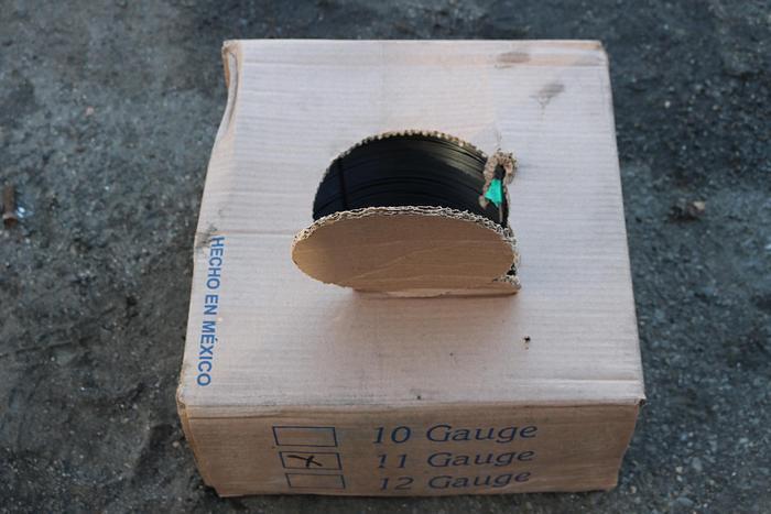 Auto Tie Coiled Box Wire
