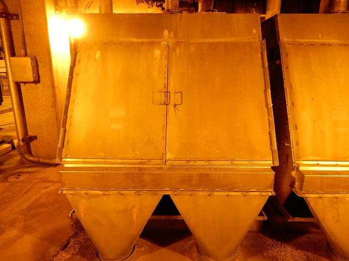"""Used 72"""" ANDRITZ SPROUT BAUER HYDRASIEVE SIDEHILL SCREEN"""