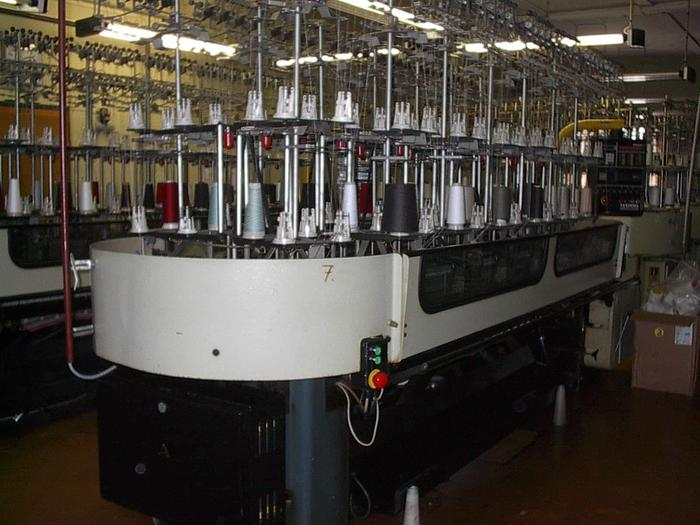 Gebraucht Flachstrickmaschine DIAMANT  FRJ-5480/18 E07/206