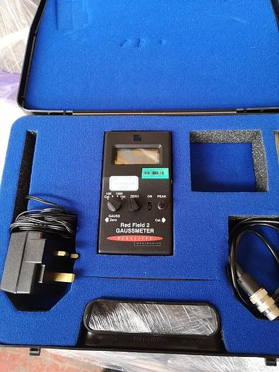 REDFIELD 2 GAUSSMETER