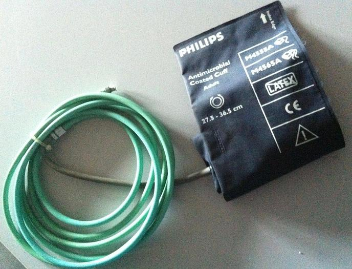 Gebraucht Philips Manschetten für Dialyse  M4555A M4565A