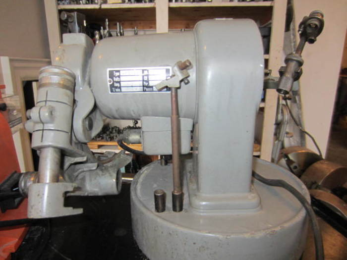 Christen Model KC21 CH Drill Point Grinder 5489