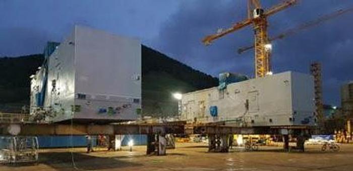12 MW 2013 New MAN THM1304-12N Natural Gas Generator Sets