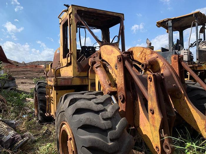 Used 1980 CATERPILLAR 966C