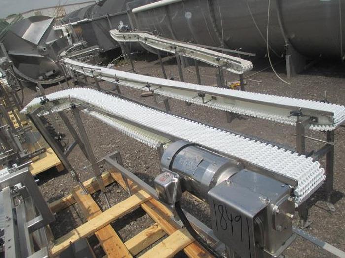 "Used R&R Conveyor; 6""x9'"
