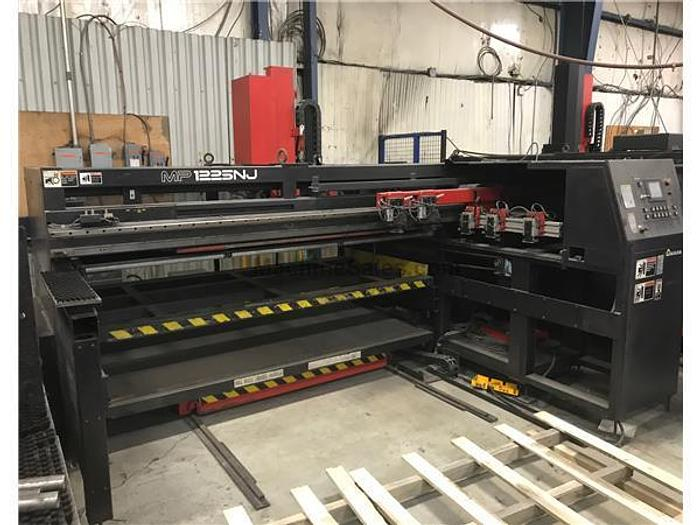 2001 2001 Amada MP-1225NJ Sheet Loader