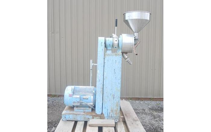 Used USED SULLIVAN TRI-HOMO MILL, 15 HP