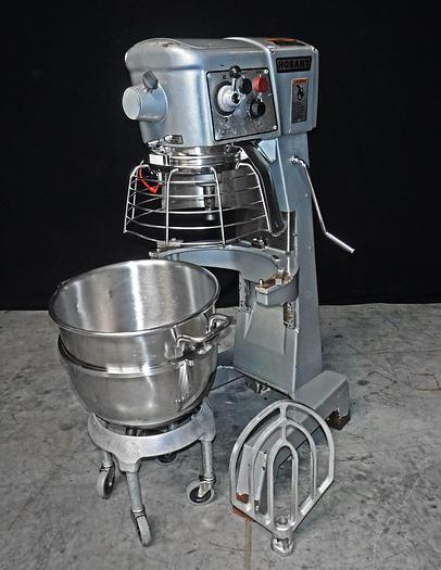 Used Hobart 30-Quart Mixer, D300