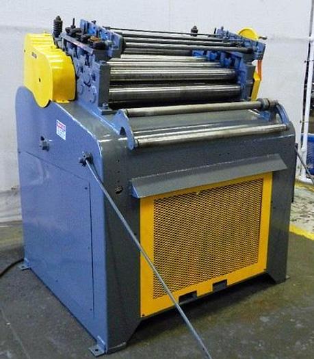 Used Littel Model 436-7PD Straightener