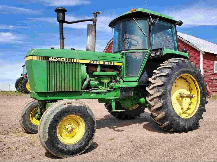 Used John Deere 4240 Tractor