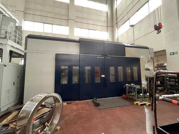 Installata Fresa a Banco Fisso Cnc SORALUCE FMT-4000/P