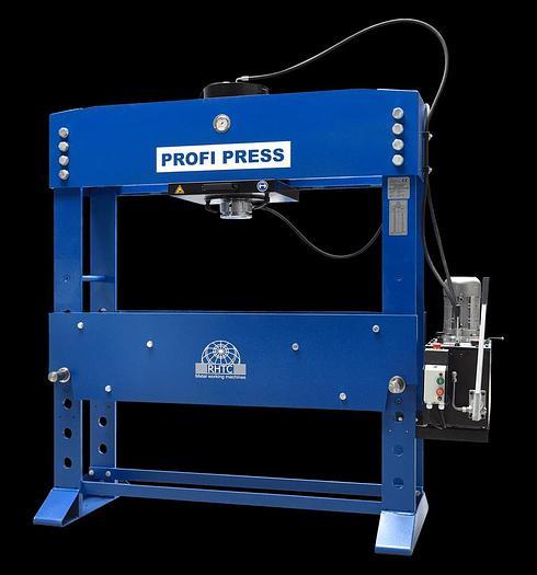 RHTC  100 ton M/H-M/C-2 D=1500mm Motorized Workshop Press