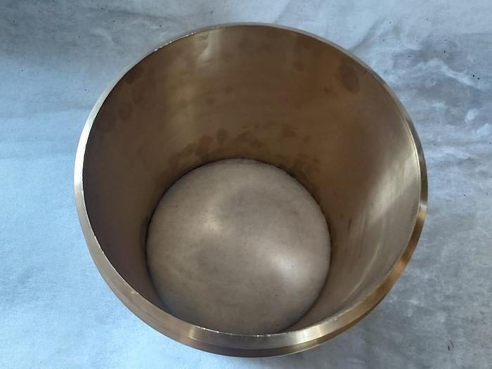 4 Stück Bronze Führungsbüchse - Säule Druckgussmaschine, D 250mm, Idra, Oleopress,  neu