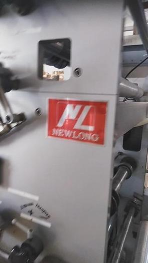 NEWLONG 9026T - sos block bottom paper bag machine