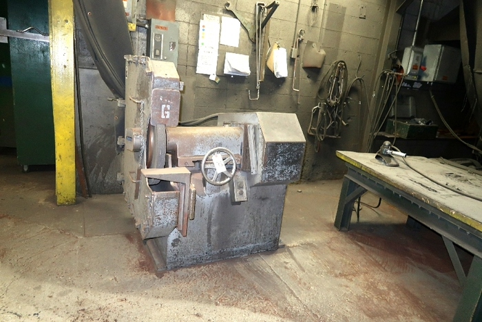 CINCINNATI SINGLE END GRINDER 926-520-8