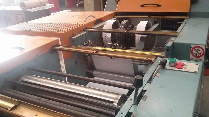 1987 Edelmann Formall V38 Computer print