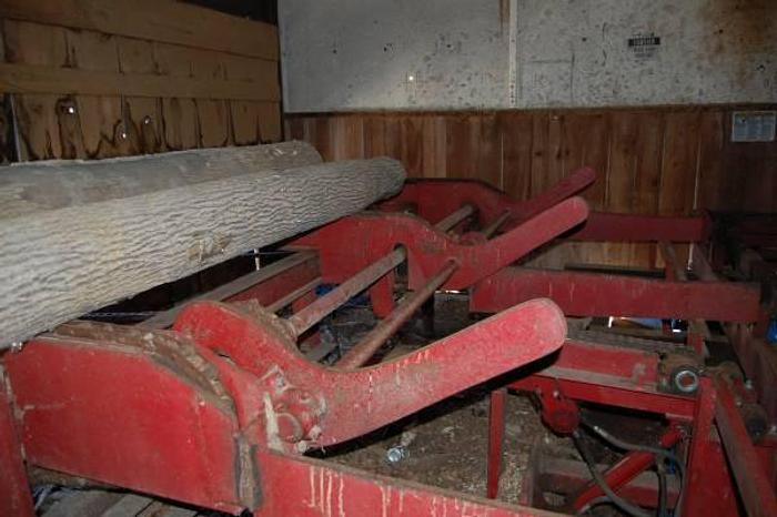 Used Circular Sawmills, Complete Operation