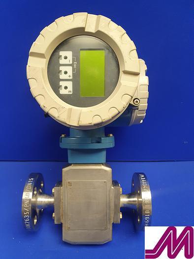 Used Endress & Hauser Promag H Flow Meter DN02 (53H02)