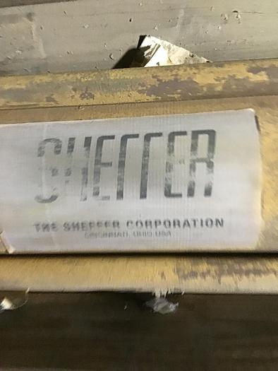 """Used 5"""" bore x 156"""" stroke Sheffer Hyd. Cylinder (appears new)"""