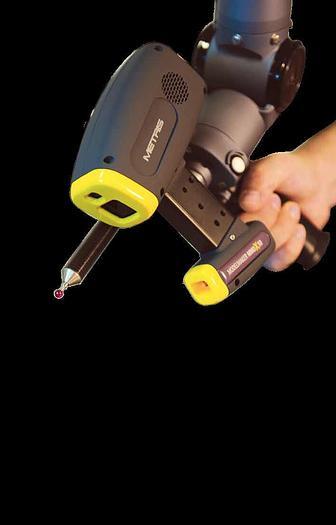 2014 Nikon MCAx25+ MMDX100 Polyworks (3D Scanner)