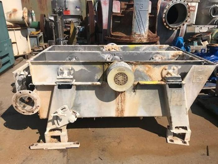 Used BIRD JONSSON 24 VIBRATING SCREEN S/S NEWER MODEL