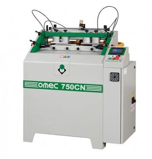 Omec 750CN CNC Dovetail Machine