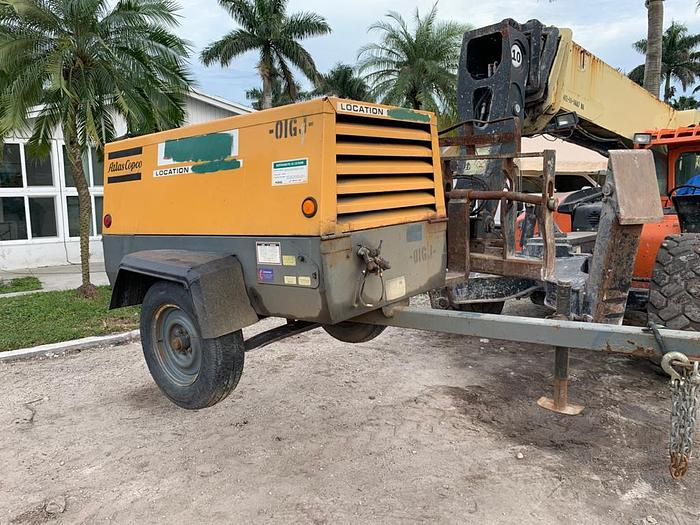 2006 Atlas Copco XAS97JD