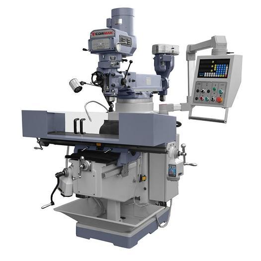 Cormak MFM 250 Milling Machine