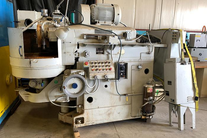 ARTER MODEL H30 HORIZONTAL HORIZONTAL SPINDLE RECIPROCATING ROTAY SURFACE GRINDER 1984 MINT!