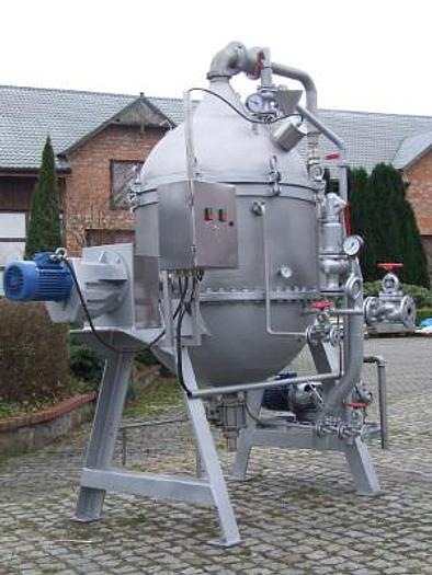 Używane Aparat próżniowy poj. 800  l - WAA 7