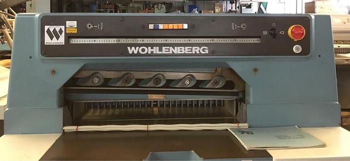 1983 Wohlenberg GW 76 PR