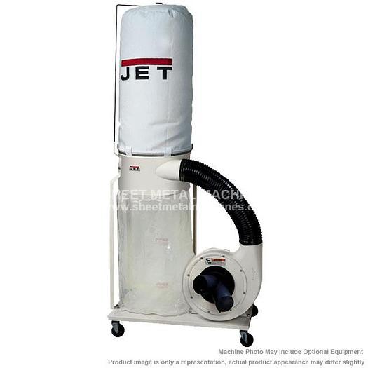 JET DC-1100VX-5M Dust Collector 1.5HP 1PH 115/230V 5-Micron Bag Filter Kit 708658K