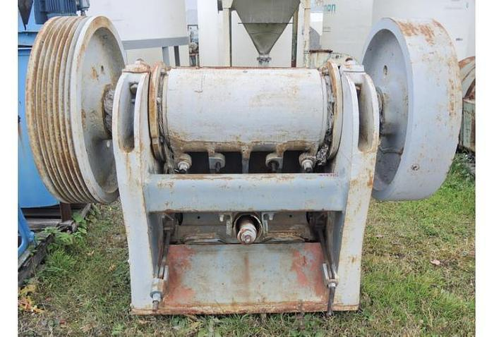 USED JAW CRUSHER, 10'' X 36''