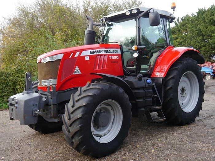 Used Massey Ferguson 7620 4wd Tractor